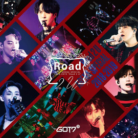 "GOT7「GOT7 ARENA SPECIAL 2018-2019 ""Road 2 U""」 (DVD & Blu-ray) [2019/10/23]"