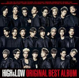 V.A. 「HiGH & LOW ORIGINAL BEST ALBUM」 (Album CD) [2016/06/15]
