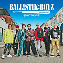 BALLISTIK BOYZ「BALLISTIK BOYZ」 (Album CD) [2019/5/22]