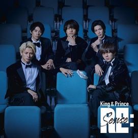 King & Prince 「Re:Sense」 (Album CD) [2021/7/21]