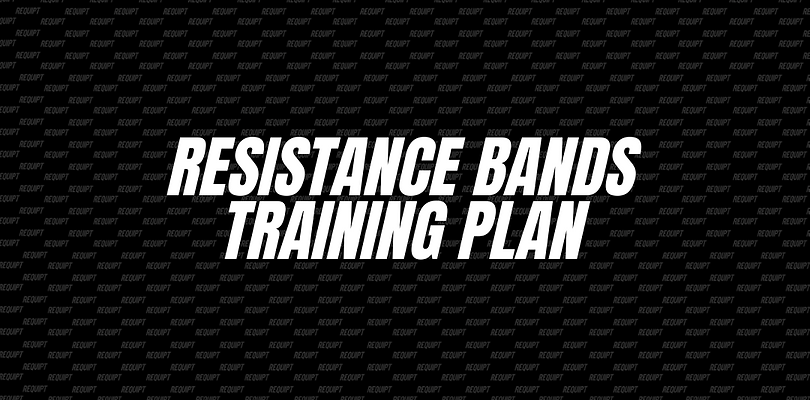 Full Body Resistance Band Training Plan