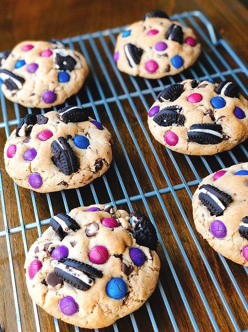 Gluten-Free Loaded Cookies