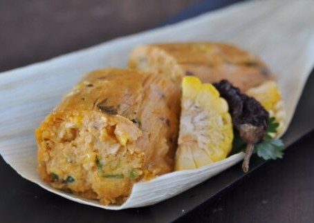 4 Local Eateries that will Satisfy your Vegan Tamale Needs