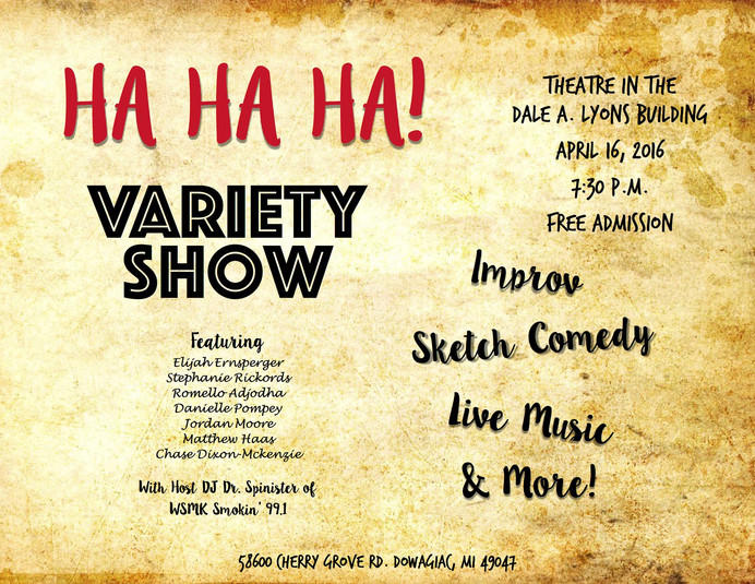 Ha Ha Ha! Variety Show