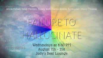 Failure To Hallucinate