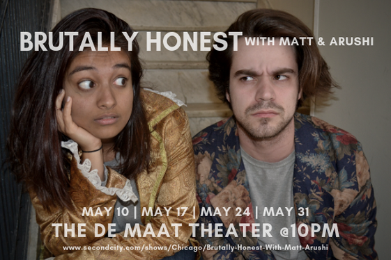 Brutally Honest with Matt & Arushi
