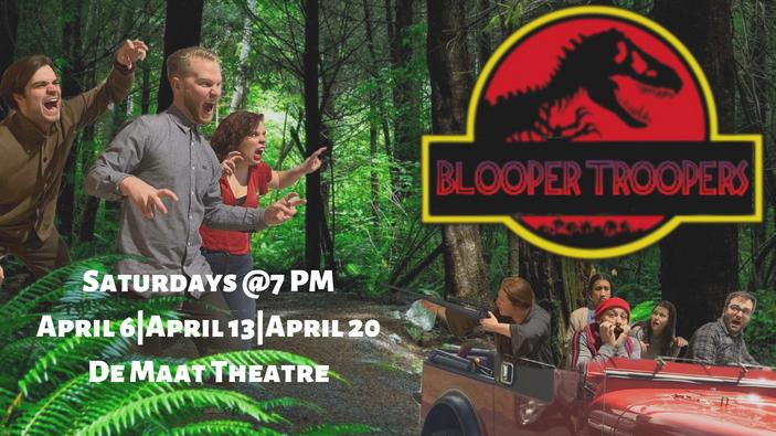 Blooper Troopers (season 1)