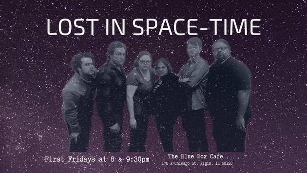 Lost In Space-Time (season 1)