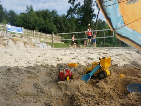 Beachvolleyball für alle - von 0 bis 99 Jahren