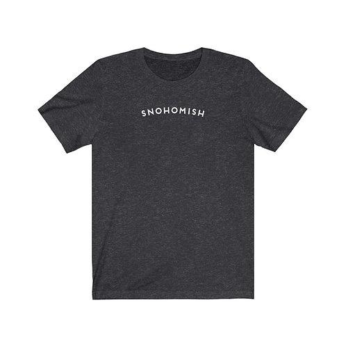 Snohomish - Unisex Jersey Short Sleeve Tee