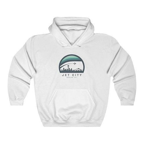 Jet City Design Co - Unisex Heavy Blend™ Hooded Sweatshirt