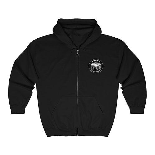 Kingdome Records - Unisex Heavy Blend™ Full Zip Hooded Sweatshirt