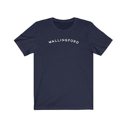 Wallingford - Unisex Jersey Short Sleeve Tee