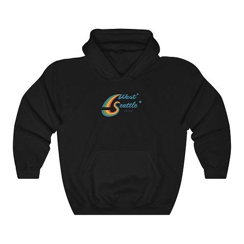 West Seattle Pride - Unisex Heavy Blend™ Hooded Sweatshirt