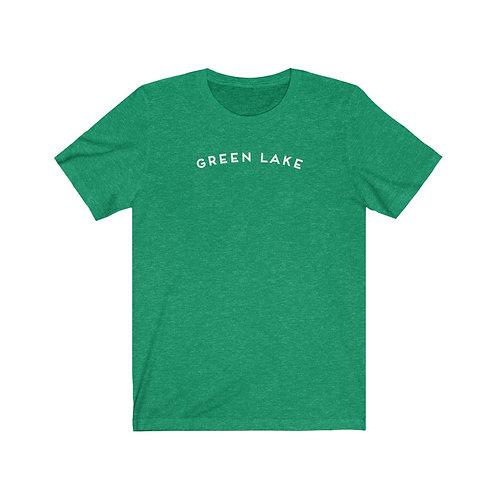 Green Lake - Unisex Jersey Short Sleeve Tee