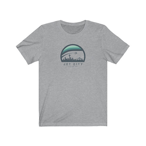 Jet City Design Co - Unisex Jersey Short Sleeve Tee
