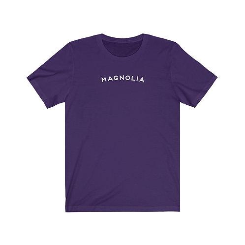 Magnolia - Unisex Jersey Short Sleeve Tee