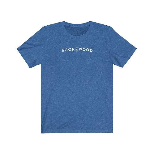 Shorewood - Unisex Jersey Short Sleeve Tee