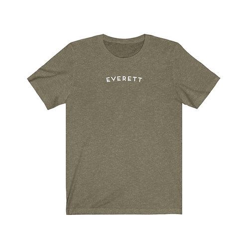 Everett - Unisex Jersey Short Sleeve Tee