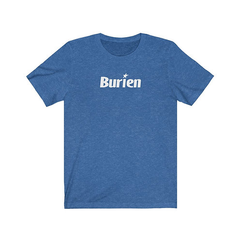 Burien - Unisex Jersey Short Sleeve Tee