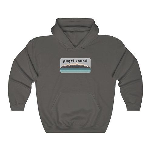 Puget Sound - Unisex Heavy Blend™ Hooded Sweatshirt
