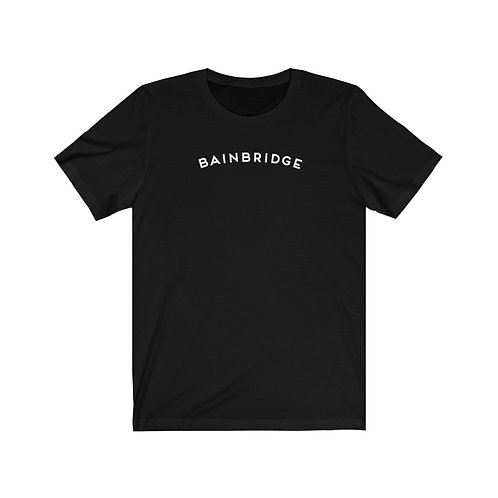 Bainbridge - Unisex Jersey Short Sleeve Tee
