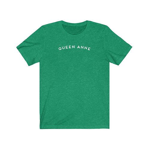 Queen Anne - Unisex Jersey Short Sleeve Tee