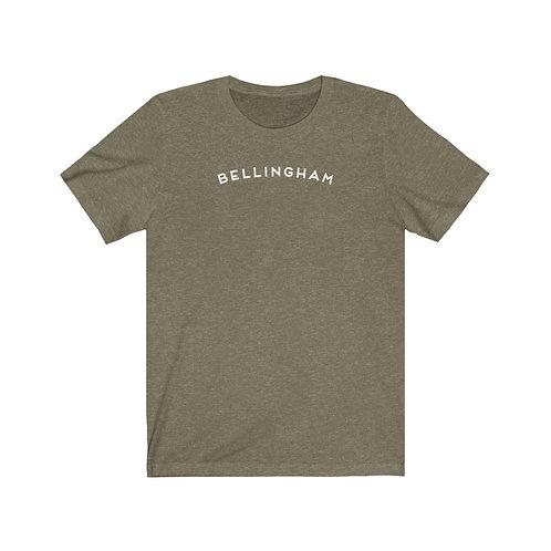 Bellingham - Unisex Jersey Short Sleeve Tee