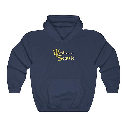 West Seattle - Unisex Heavy Blend™ Hooded Sweatshirt