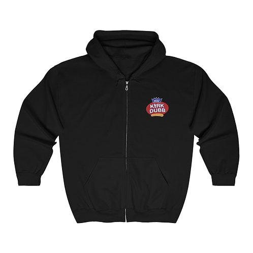 Kirk Dubb Seattle's Original - Unisex Heavy Blend™ Full Zip Hooded Sweatshirt