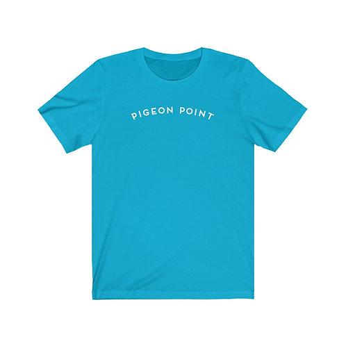 Pidgeon Point - Unisex Jersey Short Sleeve Tee