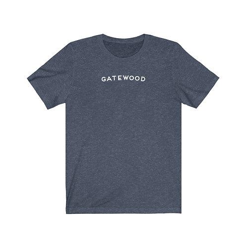 Gatewood - Unisex Jersey Short Sleeve Tee