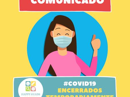 Comunicado: Happy Heads Clinic