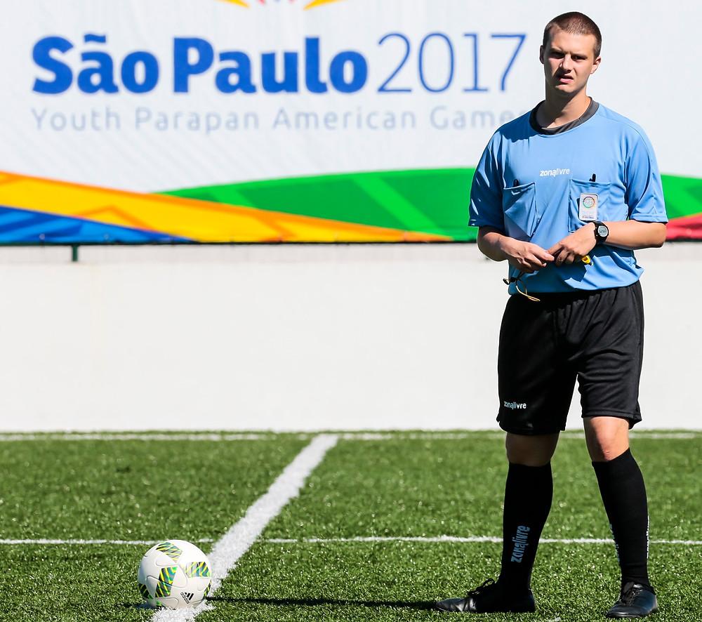 Foto: Comitê Paralímpico Brasileiro (CPB)