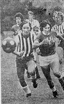 Disputa entre Alemanha e Itália, em 1973. Fonte: Diario de Notícias