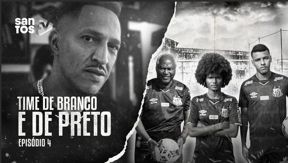 Divulgação / Santos FC