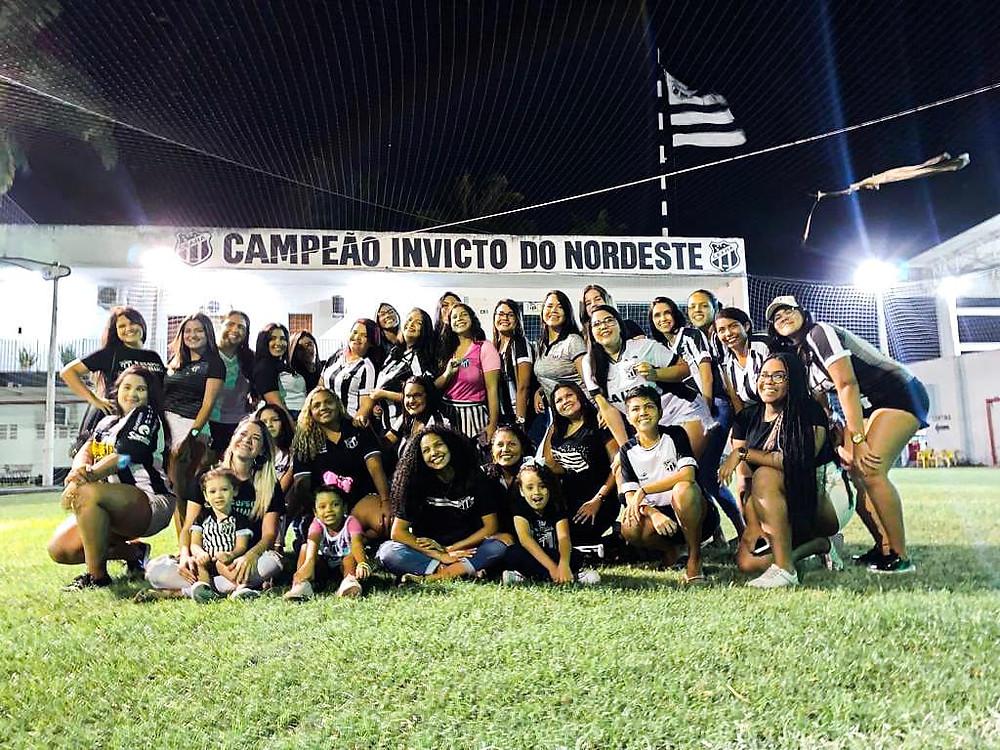 Foto: Arquivos Pessoais de Vitória de Paula