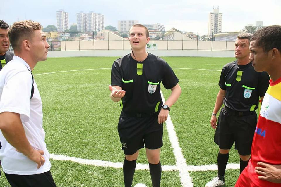 Foto: Associação Nacional de Desporto para Deficientes (ANDE)