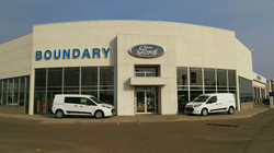 Boundary Ford