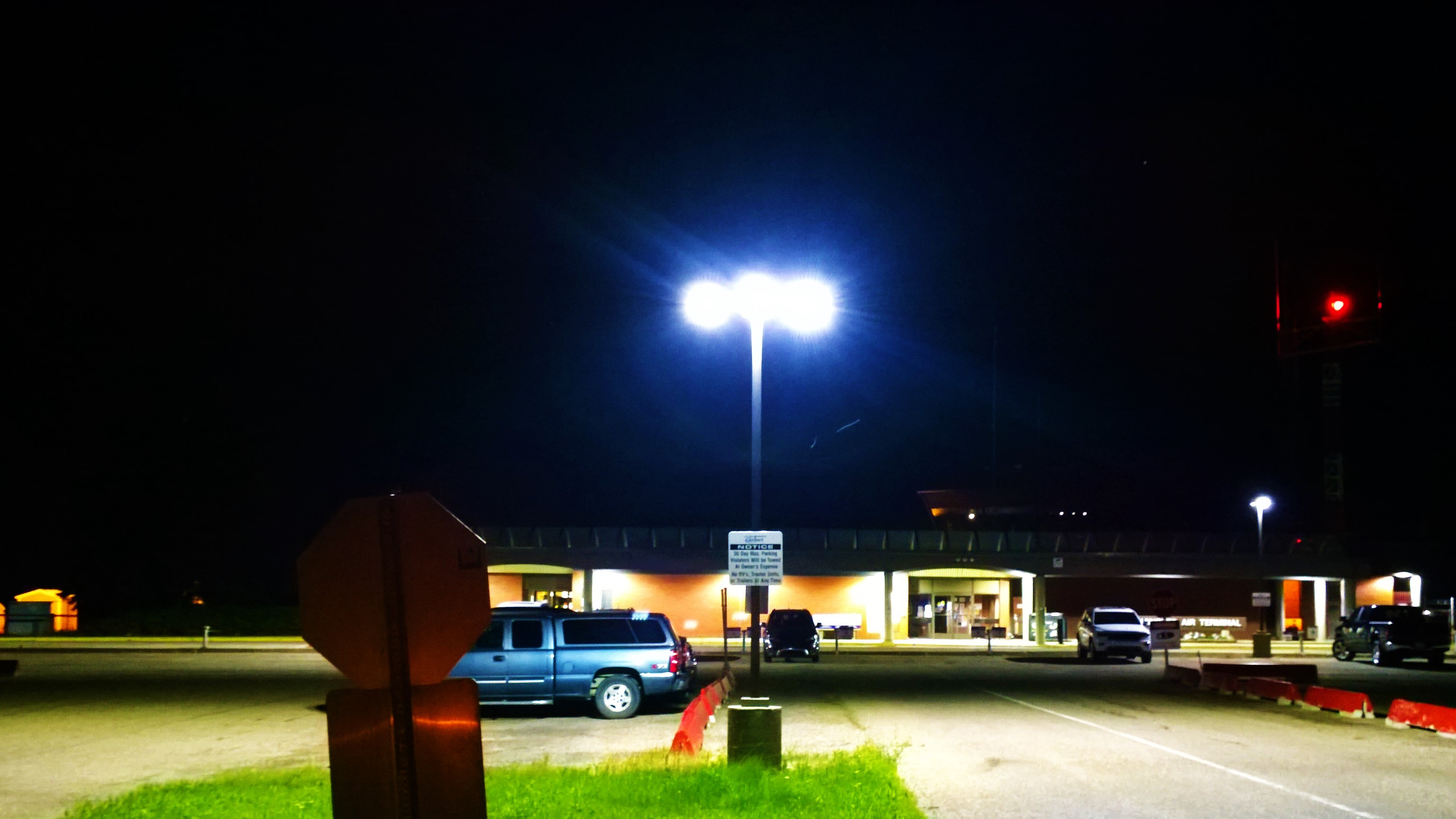 Lloyd Air Terminal LED Upgrade