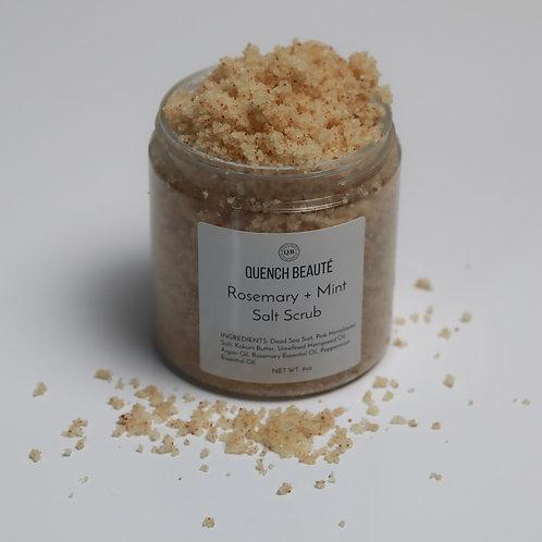Aromatherapy Salt Scrub