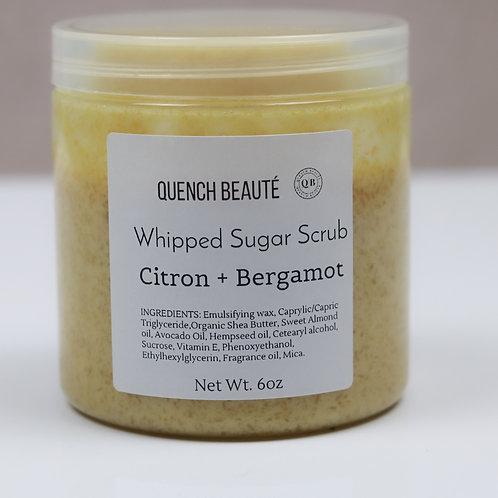 Citron + Bergamot Sugar Scrub