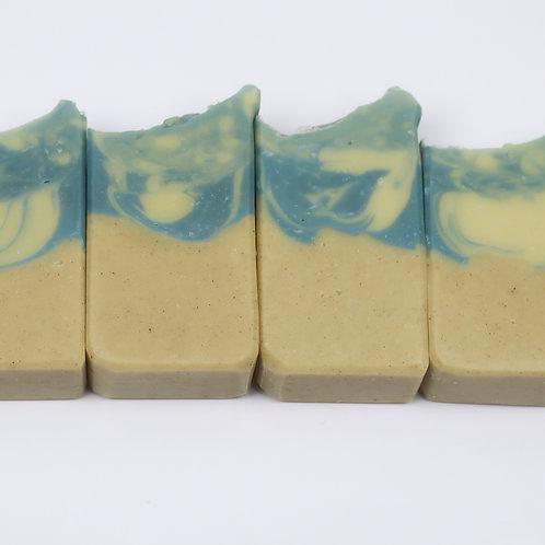 Seaside Cotton Hemp Body Soap