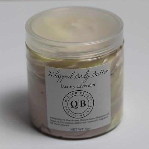 Luxury Lavender Body Butter