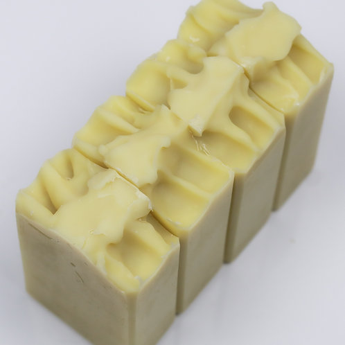 Unscented/Sensitive Hemp Body Soap