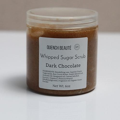 Dark Chocolate Sugar Scrub