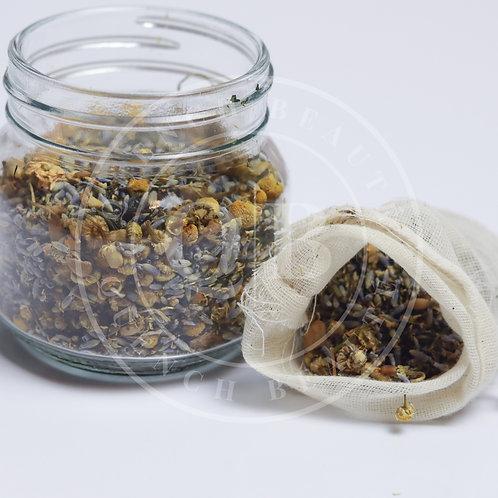Chamomile + Lavender Bath Tea