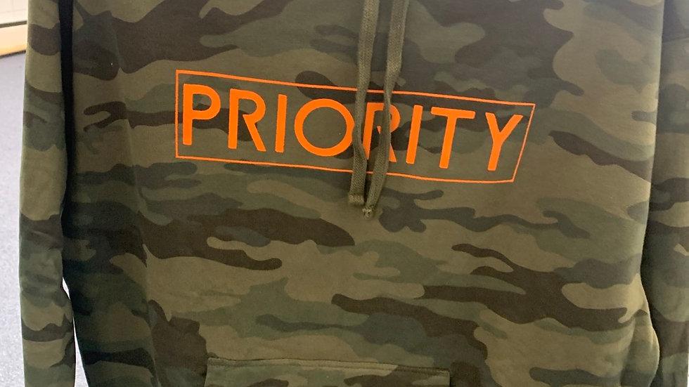 Army Priority Hoodie
