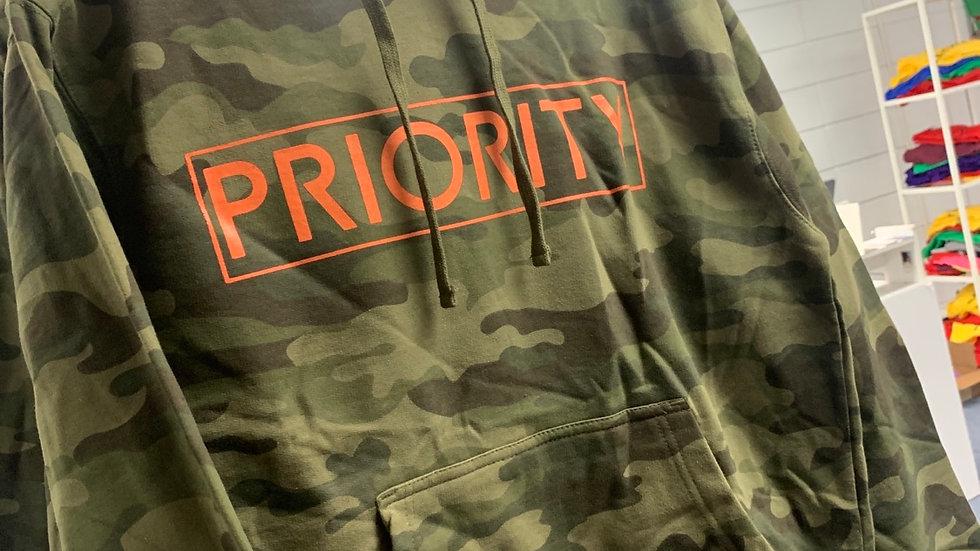 PRIORITY Army Hoodies