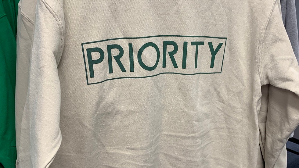 PRIORITY Sweatshirts